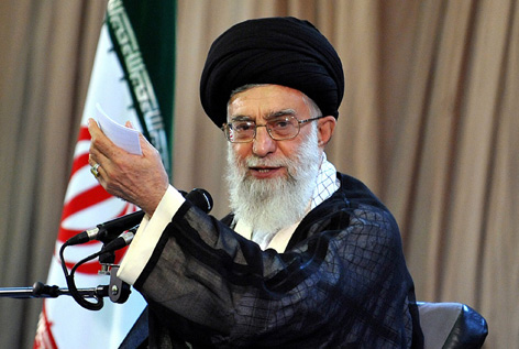 US must be removed from Islamic world: Khamenei